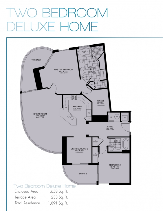 Classy Turnberry Towers Las Vegas - Condos For Sale And Rent Turnberry Towers Floor Plans Image