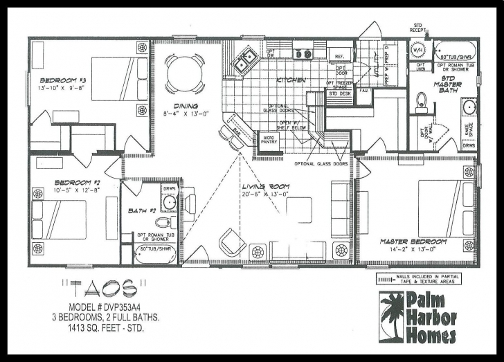 Cool 25 Best Of Double Wide Trailer Floor Plans | Racingwithbabes Double Wide Floor Plans Photo