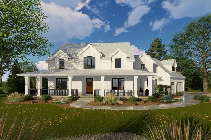 Cool Acadian Style House Plans With Wrap Around Porch New Plan Dj Modern Acadian Style House Plans With Wrap Around Porch Pic