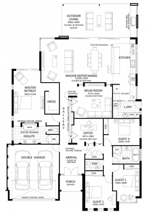 Cool Elara 4 Bedroom Suite Floor Plan Luxury 214 Best Floor Plans Images Elara 4 Bedroom Suite Floor Plan Picture