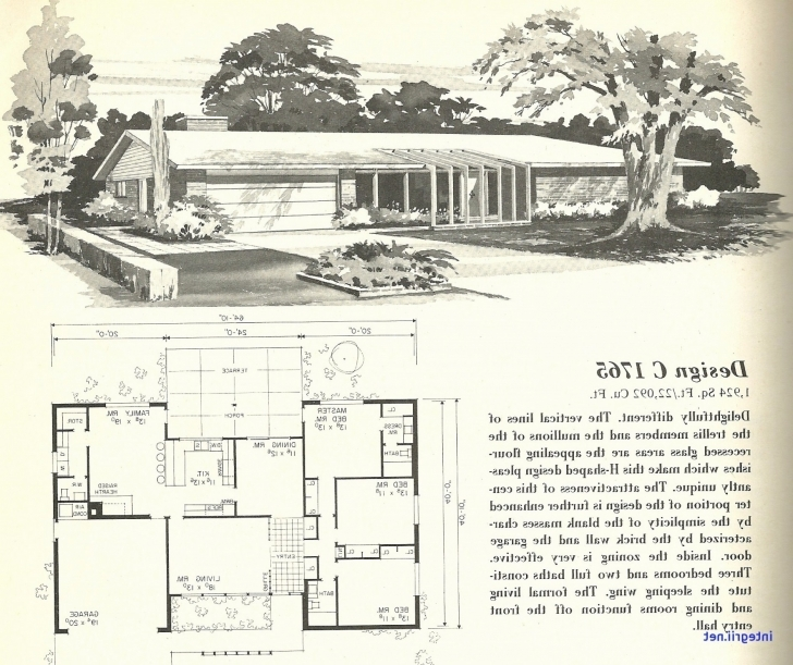 Exquisite Eichler Home Plans | Girlwich Eichler House Plans Picture