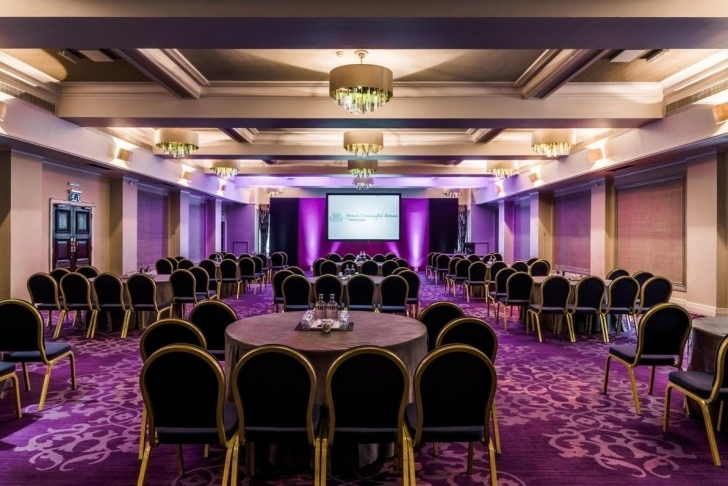 Exquisite Meetings And Events At De Vere Grand Connaught Rooms, London, Gb1 Grand Connaught Rooms Floor Plan Image