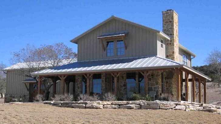 Exquisite Ranch Style Metal House Plans - Youtube Metal Home Plans Image