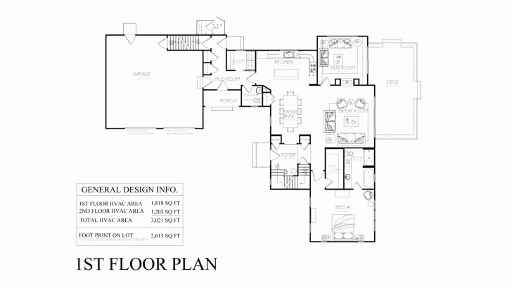 Fantastic 1 Bedroom Ranch House Plans Elegant Custom Rambler Floor Plans Custom Rambler Floor Plans Image