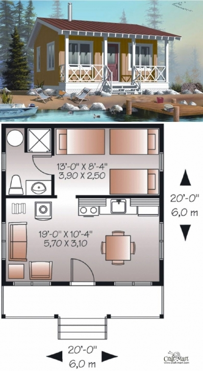 Fantastic 27 Adorable Free Tiny House Floor Plans - Craft-Mart Tiny Houses Floor Plans Image