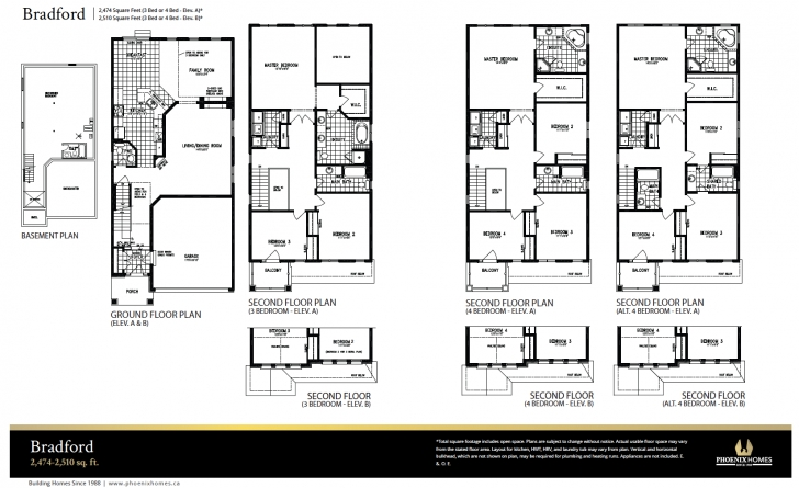 Fantastic Bradford Home Floor Plans - Phoenix Homes Bradford Floor Plan Pic
