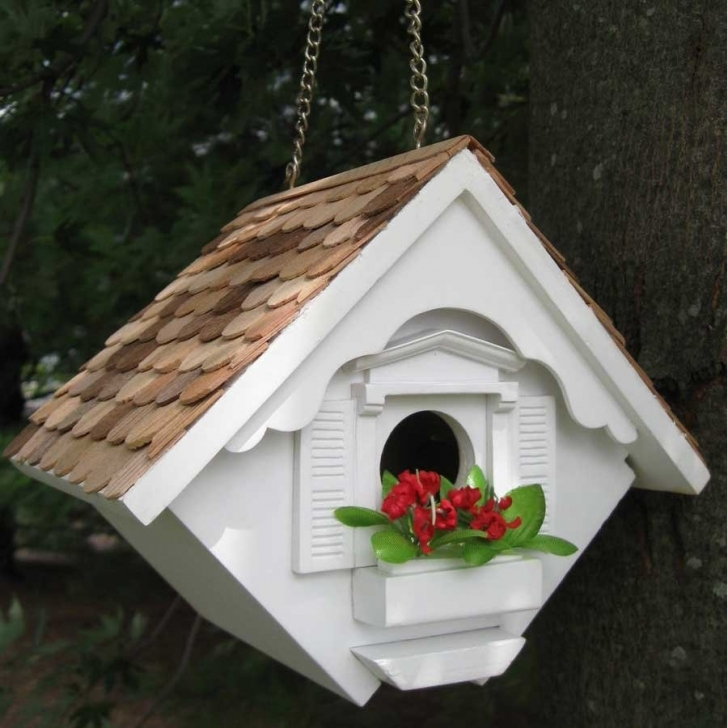 Fantastic Decorative Bird Houses | Gestablishment Home Ideas : Decorative Bird Decorative Bird House Plans Image