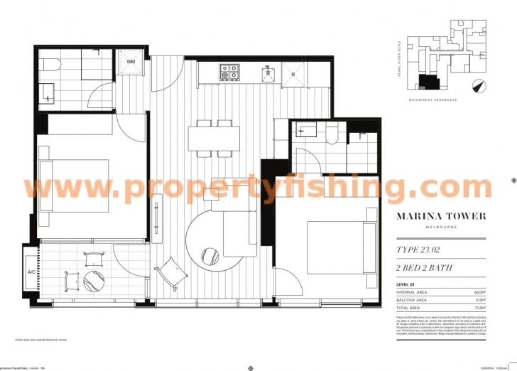 Fantastic Marina Tower, Melbourne Australia – Integrated Waterfront Apartments Floor Plans Melbourne Photo