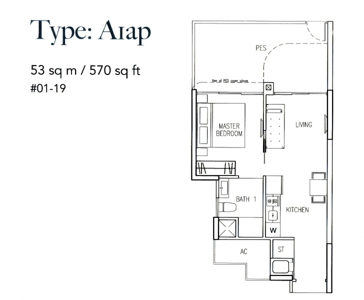 Fantastic Riversound Residence D19: Floor Plans River Sound Condo Floor Plan Pic