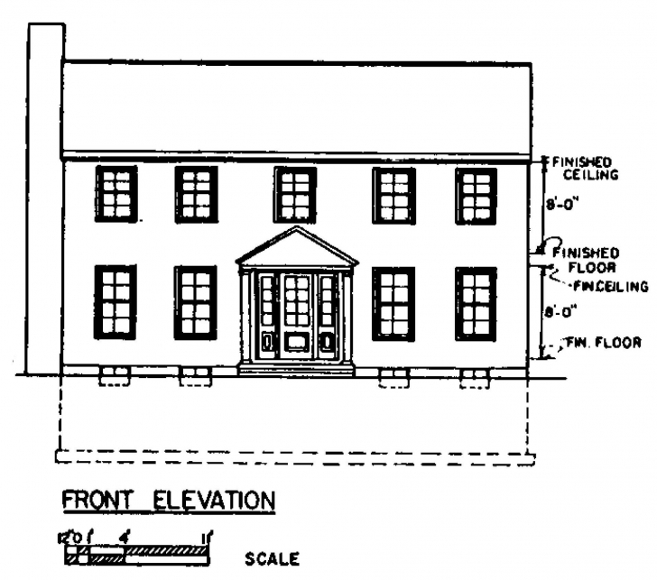 Fantastic Simple Colonial House Plans Lovely 17 Elegant Colonial Floor Plans Colonial House Plans Pic