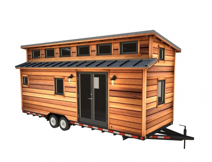 Fantastic The Cider Box: Modern Tiny House Plans For Your Home On Wheels Tiny House On Wheels Plans Pic
