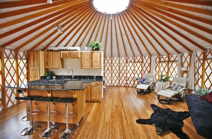 Fantastic Yurt Home Decorating Ideas - Pacific Yurts Pacific Yurt Floor Plans Photo