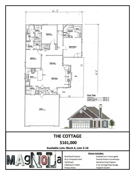 Fascinating From Magnolia Homes, Waco Tx (Joanna Gaines Of Fixer Upper) Cottage Magnolia Homes Floor Plans Pic