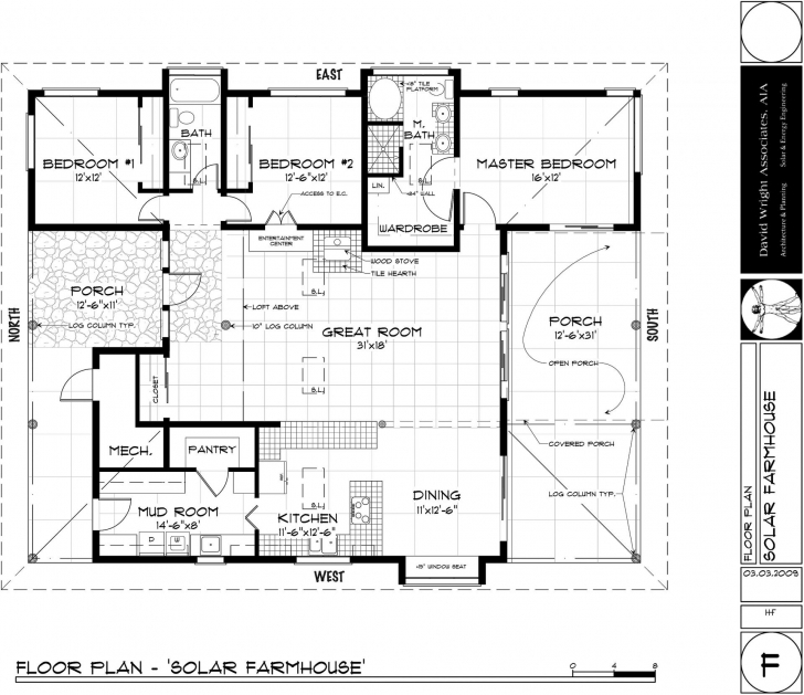 Fascinating One Story Passive Solar House Plans Fresh Two Story Earth Sheltered One Story Passive Solar House Plans Picture