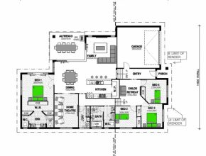 Fascinating Split Level Home Designs | Stroud Homes Split Level House Plans Image
