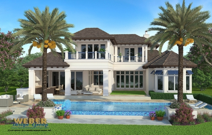 Good 17 Elegant Caribbean House Plans Ideas | Frit-Fond Caribbean House Plans Pic