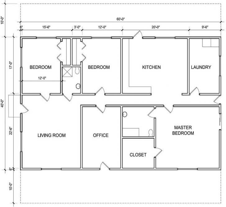 Good A Complete Guide To Metal Building Homes Cost, Kits, Metal Building Metal House Floor Plans Picture