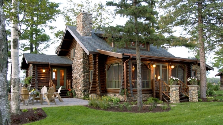 Good Delightful Small Lake House Plans With Screened Porch Lakefront House Plans Pic