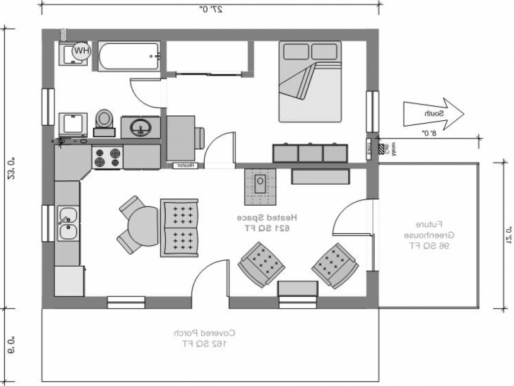 Good Download Simple Floor Plans For A Small House | Spc House Expert Small House Plans Picture