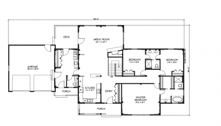 Good Floor Plans For Ranch Style Houses Ranch Style House Plans Photo