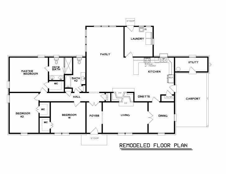 Good One Level House Plans No Basement Fresh Basement Floor Plan Ideas One Level House Plans Picture