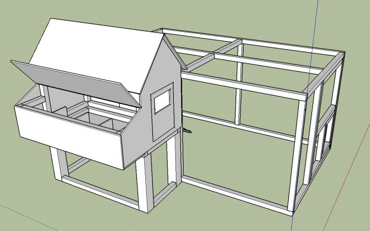 Good The Kick Coop - Chicken Coop Building Plans - Album On Imgur Chicken Coop House Plans Image