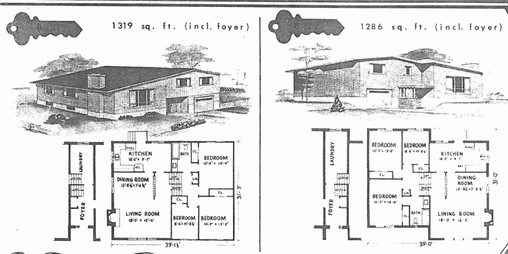 Gorgeous 25 Luxury Tri Level House Plans 1970S | Pes-Gold Tri Level House Plans 1970s Photo