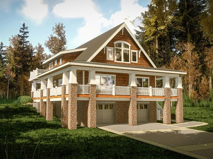 Gorgeous Artistic Cottage Design Ideas Small Lake House Plans With Basement Lake House Plans Photo