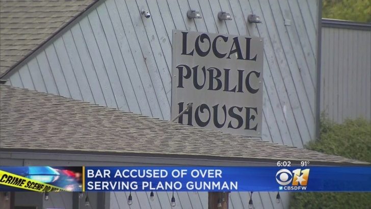 Gorgeous Bar Sued For Role In Mass Shooting At Plano Home « Cbs Dallas / Fort Local Public House Plano Pic