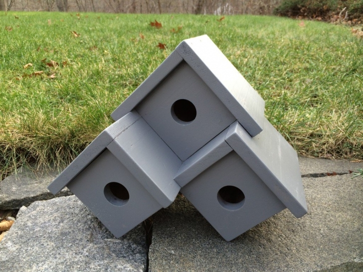 Gorgeous Birdhouse Ideas: Three Diy Birdhouse Plans | Feltmagnet Bird House Plans Photo