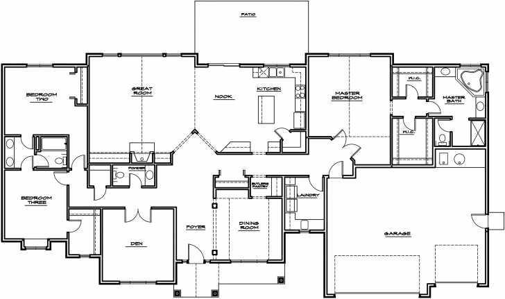 Gorgeous Comely Rambler House Plans Pepperdign Homes Utah Home Builders Utah Home Builders Floor Plans Image