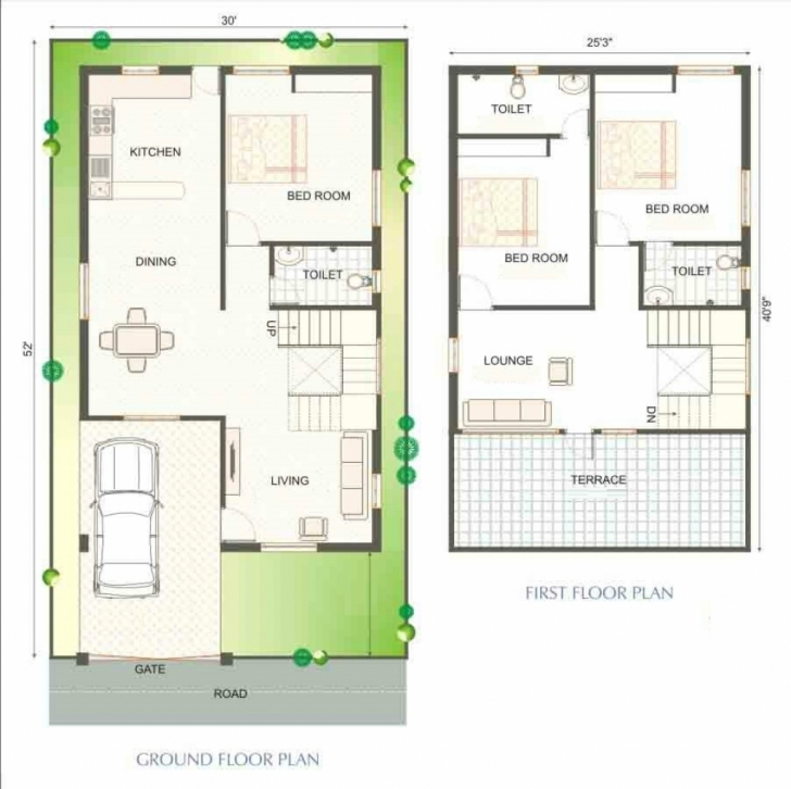 Gorgeous Find Out 600 Sq Ft House Plans 2 Bedroom Indian — Simple House Plans 600 Sq Ft House Plans 2 Bedroom Photo