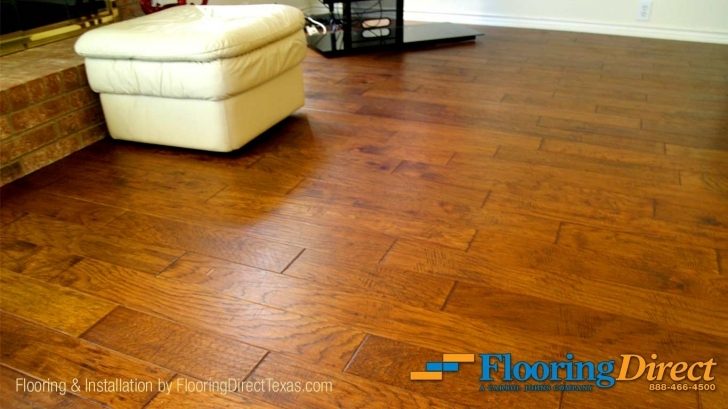 Gorgeous Hardwood Flooring In Plano Residence – Flooring Direct Flooring Plano Tx Pic