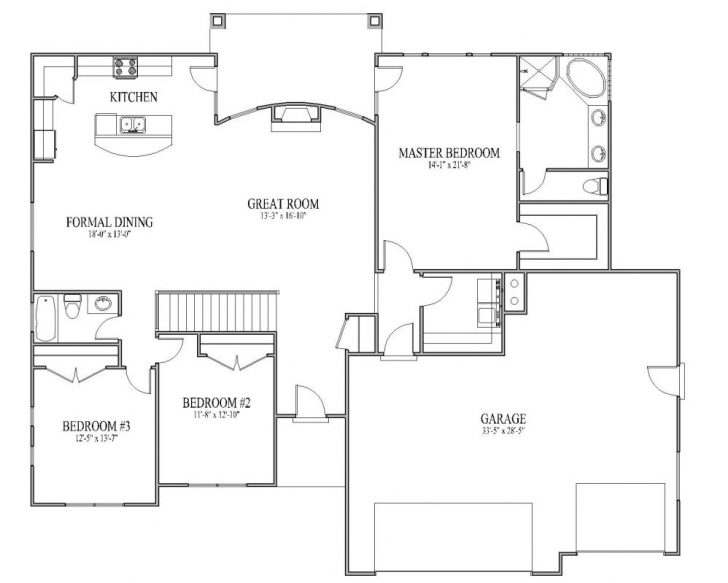 Gorgeous Home Floor Plans Withal Rambler House Plan Monarch Main Floor Luxury Monarch Homes Floor Plans Pic