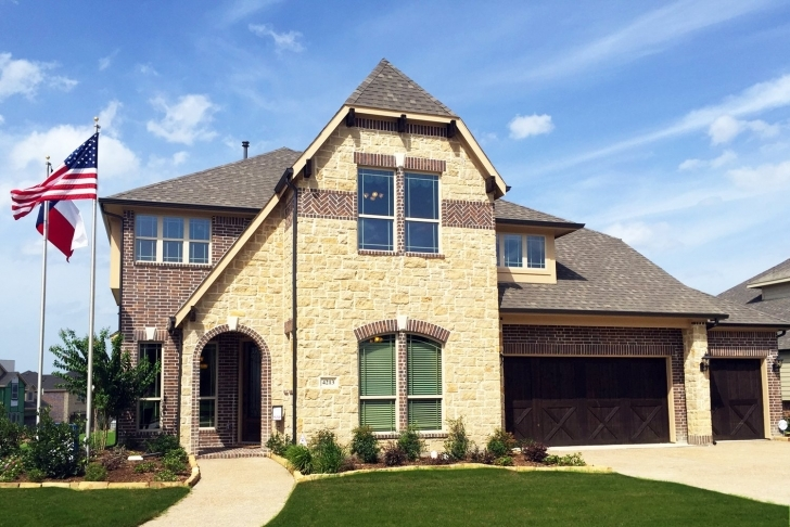 Gorgeous Merriman Estates & Royal Oaks New Homes In Plano Tx By Bloomfield Homes Houses In Plano Tx Picture