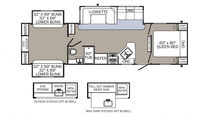 Gorgeous Puma Travel Trailer Floor Plans 100 [ Puma 5Th Wheel Floor Plans Puma 5th Wheel Floor Plans Photo
