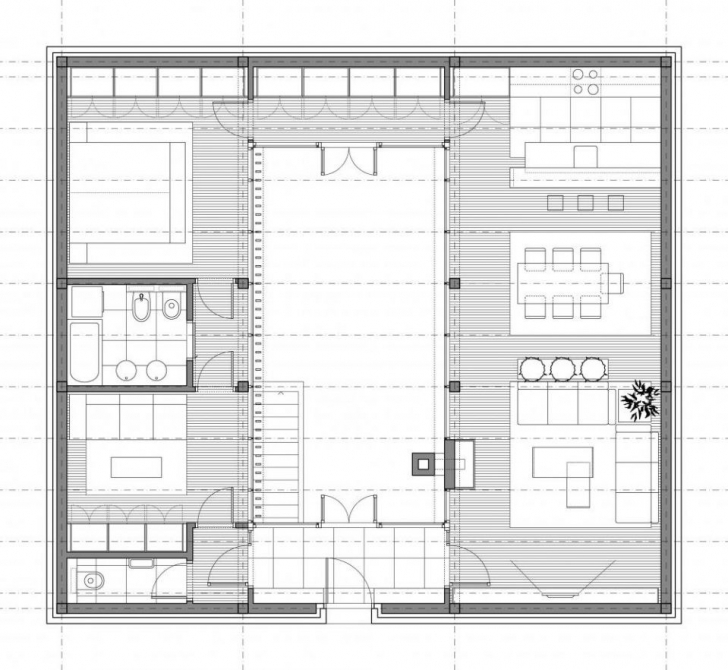 Gorgeous Uncategorized Eichler Atrium Floor Plan Wonderful Within Stylish Atrium Floor Plan Pic