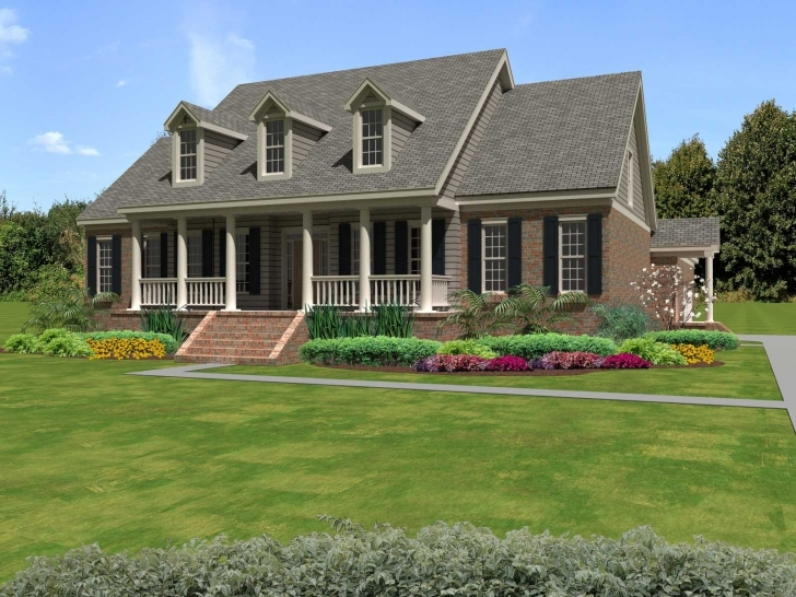 Great 1.5 Story House Plans | The Plan Collection 1.5 Story House Plans Pic