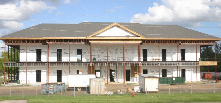 Great Duplantis Builds Largest Home On East Bank Jesse Duplantis House Destrehan Photo