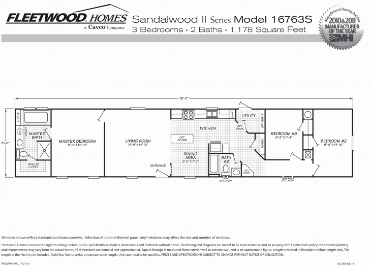 Image of 1998 Fleetwood Mobile Home Floor Plans Elegant 55 Best Graph 1998 1998 Fleetwood Mobile Home Floor Plans Pic