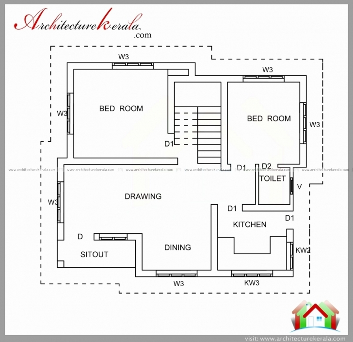 Image of 2000 Sq Foot House Plans 4 Bedroom 1100 Sq Ft House Plans 2 Bedroom 2 Bedroom House Plans Photo