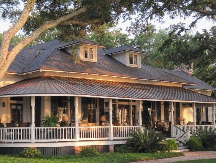 Image of Innovative Ideas Acadian Style House Plans With Wrap Around Porch Acadian Style House Plans With Wrap Around Porch Pic