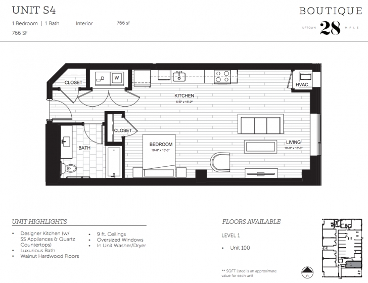 Image of Studio Floor Plans - Boutique 28 Studio Floor Plans Picture