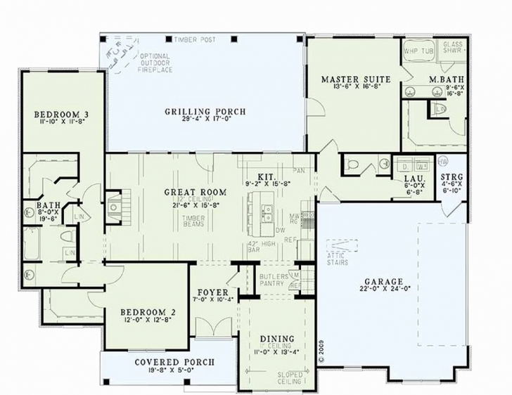 Incredible 2000 Square Foot Home Plans Best Of 27 3000 Square Foot House Plans 2000 Square Foot House Plans Image