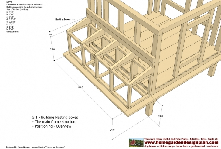 Incredible Choice Backyard Chicken Coop Plans Pdf - Lucas Chicken House Plans Image
