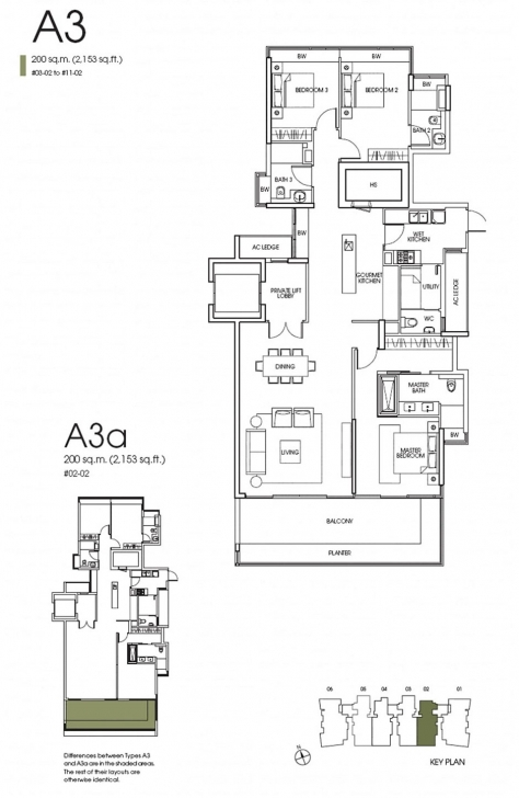 Incredible Floor Plan - The Orange Grove At Orange Grove Road Orange Grove Residences Floor Plan Picture