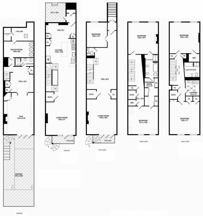 Incredible Long Narrow Bathroom Floor Plans - Http://startneo/long-Narrow Long Narrow Bathroom Floor Plans Picture