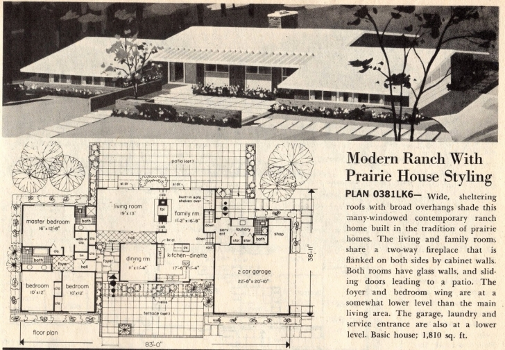 Incredible Mid Century Modern Ranch House Plans New 91 Best Midcentury Floor Mid Century Modern House Plans Image