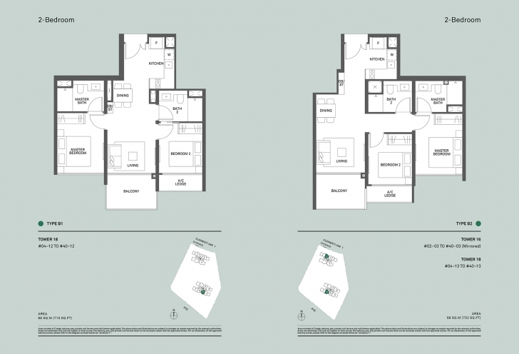 Incredible Site & Floor Plans | The Clement Canopy Canopy Floor Plan Picture