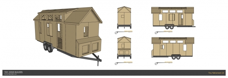 Incredible Tiny House Plans - Tiny Home Builders Tiny House House Plans Image